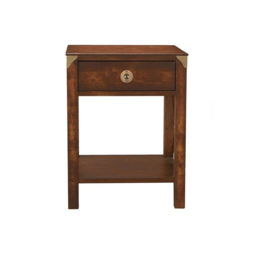 Balmoral Chestnut Side Table