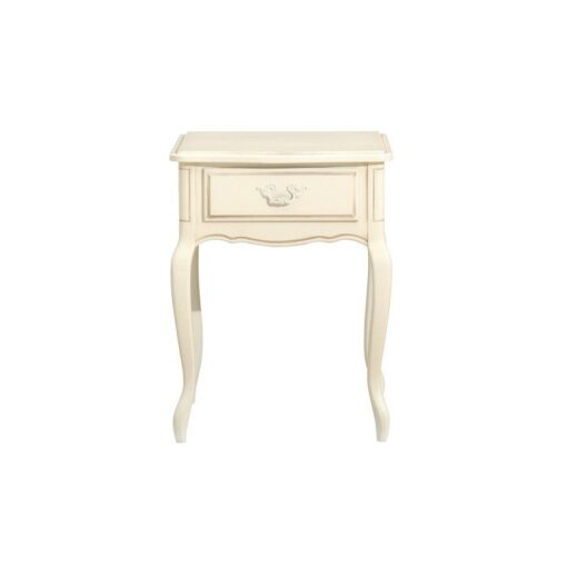 Provencale – Ivory Side Table