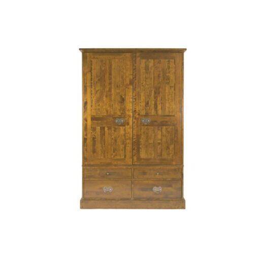 Garrat Honey Wardrobe