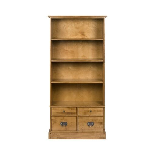 Garrat Honey Bookcase