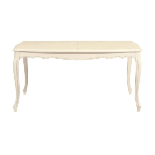 Provencale – Ivory Extending Dining Table