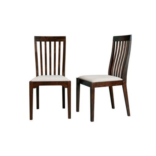 Garrat Chestnut Dining Chairs – Pair
