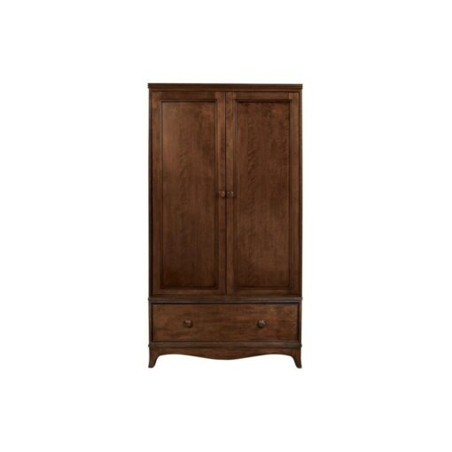 Broughton – Dark Wardrobe – 2 Doors
