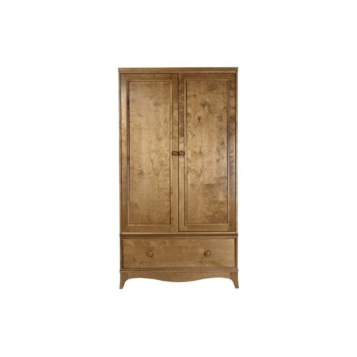 Broughton – Honey Wardrobe – 2 Doors