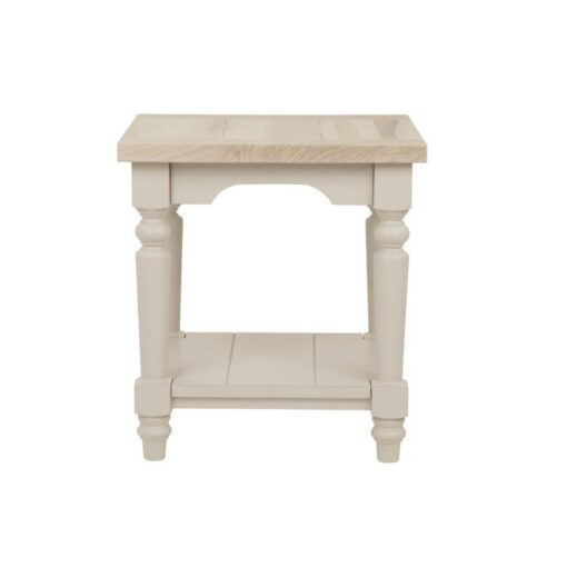 Dorset Soft Truffle Lamp Table
