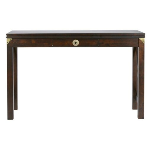 Balmoral Chestnut Extending Console
