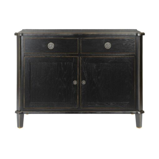 Henshaw – Black Small Sideboard