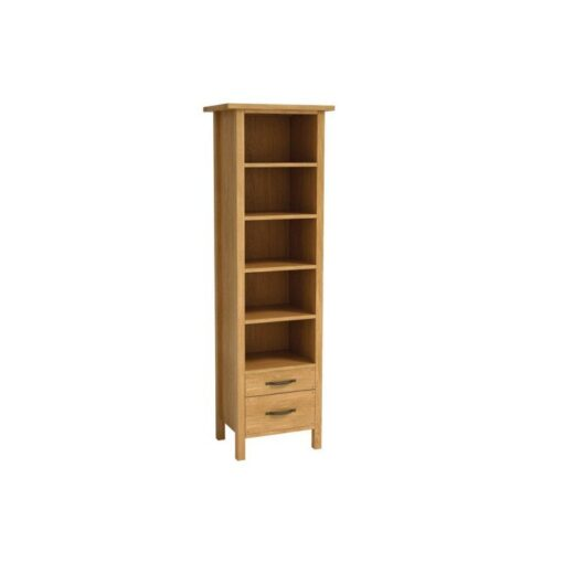 Milton Book Case 2 Drawer