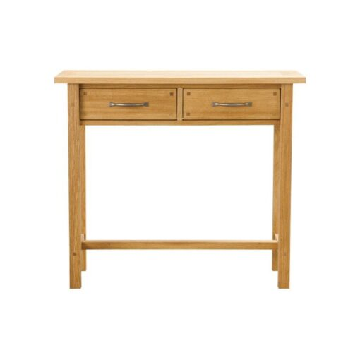 Milton Console Table 2 Drawer