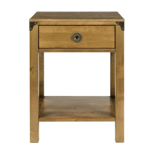 Balmoral Honey Side Table