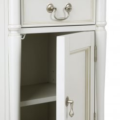 Clifton Dove Grey Bedside Cabinet – Right Hand