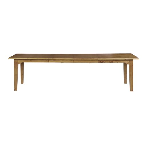 Garrat Honey Large Extending Dining Table
