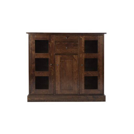 Garrat Chestnut Display Unit