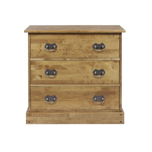 Garrat Honey 3 Drawer Chest