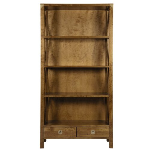 Balmoral Honey Bookcase