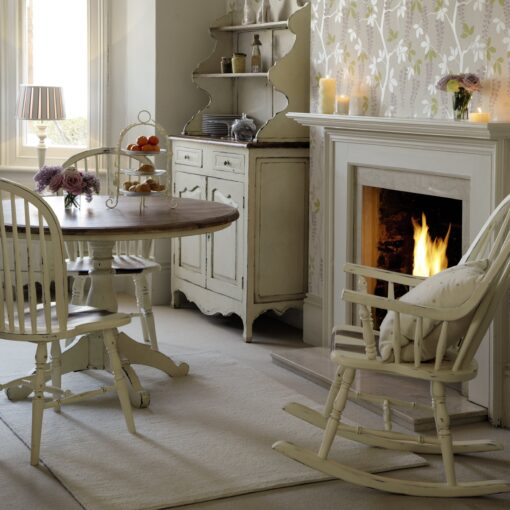 Bramley Cream Rocking Chair