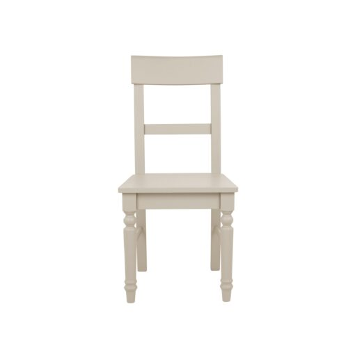 Dorset Soft Truffle Dining Chairs – Pair