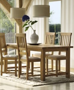 Milton Dining Chairs – Pair