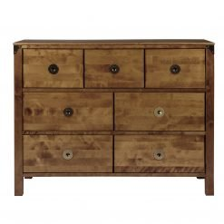 Balmoral Honey Chest Of Drawers
