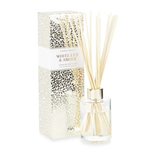 White Lily and Amber Diffuser