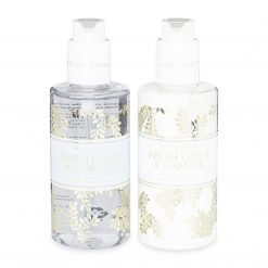 Fresh Linen and Jasmine Hand Wash and Lotion Set